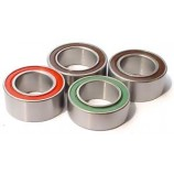 Automotive air-conditioning bearings