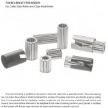 Long Cylindrical Roller and Cage Assemblies( KNL series)